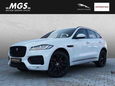 gebraucht Jaguar F-Pace S AWD #BLACK PACK, Gebrauchtwagen, bei MGS Motor Gruppe Sticht GmbH & Co. KG