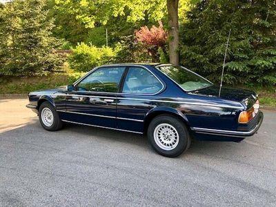 gebraucht BMW 628 CSi H-Kennzeichen Klima, Schiebedach, 5 Gang