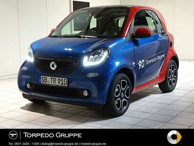 gebraucht Smart ForTwo Coupé 52 KW TWINAMIC COOL & AUDIO-PAKET +