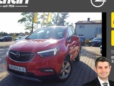 gebraucht Opel Mokka X INNO INTELLI AC/A LED-LICHT HSA PDC ALU