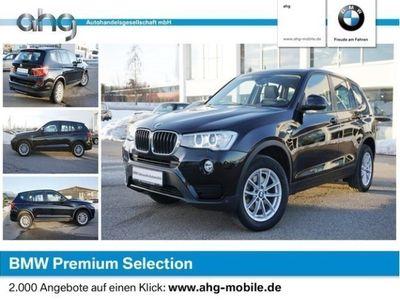 gebraucht BMW X3 xDrive20d Euro 6 Navi Prof. Aut. . Head-Up