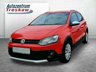 gebraucht VW Polo Cross 1.6 TDI DSG Polo