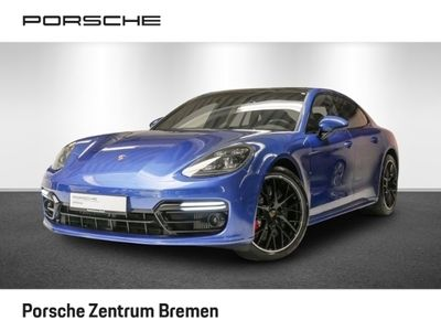 gebraucht Porsche Panamera Turbo Leder,LED,Navi,StandHZG,Keyless