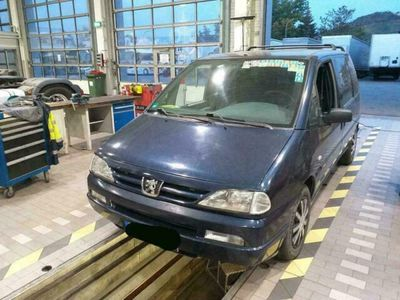 gebraucht Peugeot 806 2.0(16V)Benziner.Tüv Neu!!Zahn...