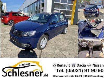 gebraucht Dacia Sandero Lauréate TCe 90 Start & Stop AHK Klima Ganzjahresreifen