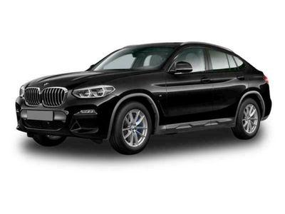 gebraucht BMW X4 X4xDrive30d mon. 659 Eur ohne Anz./M-Sportp./LED