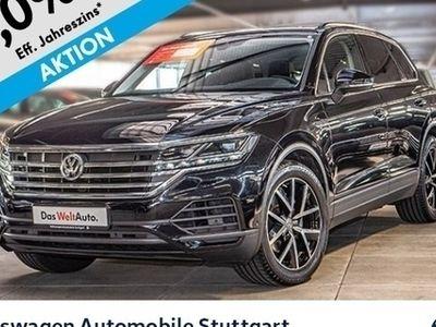 gebraucht VW Touareg 3.0 TDI Navi ACC AHK Leder Kamera Hea