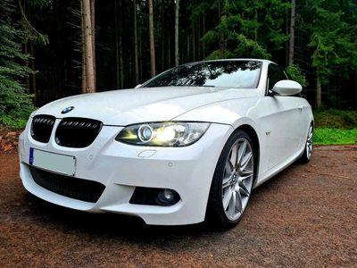 gebraucht BMW 330 Cabriolet E93 i M-Paket/