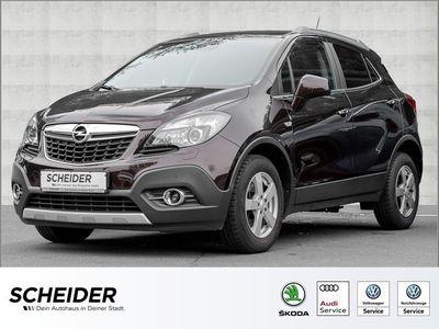 gebraucht Opel Mokka 1.4 Turbo 4x4 Innovation Xenon Premium Sitzheizung