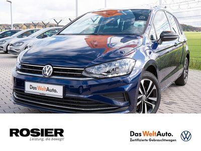 gebraucht VW Golf Sportsvan VII 1.6 TDI DSG IQ.DRIVE AHK Abst
