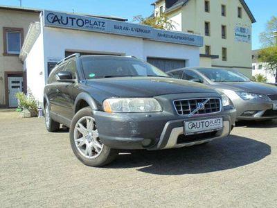 gebraucht Volvo XC70 Cross Country *AUTOM. *LEDER