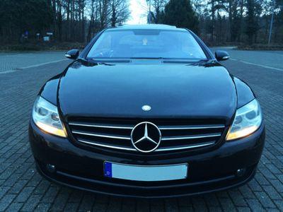 gebraucht Mercedes CL500 7G-TRONIC 19Zoll AMG Felgen Vollaustatt.