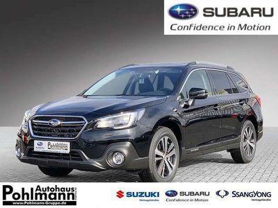 gebraucht Subaru Outback 2.5i Lineartronic Sport MJ 2020 NAVI+LEDER+EYE-SIG