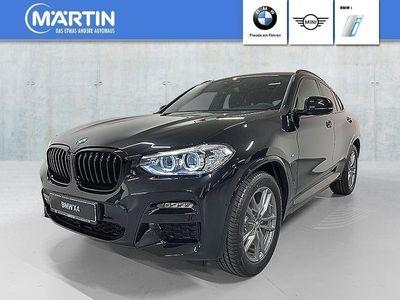 gebraucht BMW X4 xDrive20d M Sport HUD HiFi DAB LED RFK ACC
