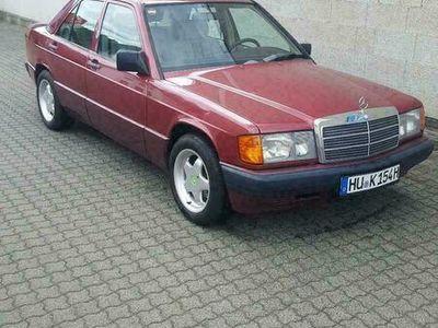 gebraucht Mercedes 190 Mercedes Benz2.0 H- Kennzeichen