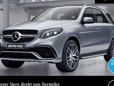 gebraucht Mercedes GLE63 AMG AMG S 4M Perf-Lenk Fahrass Airmat Distr.