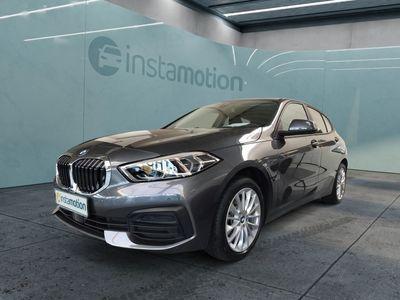 gebraucht BMW 116 116 d Advantage EU6d-T LED Navi Kurvenlicht Fernlichtass. PDC