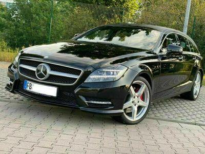 gebraucht Mercedes 350 AMG Styling ab Werk Designo T als Kombi in Friedberg