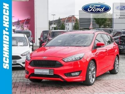 gebraucht Ford Focus Turnioer 1.0 EcoBoost ST-Line Automatik