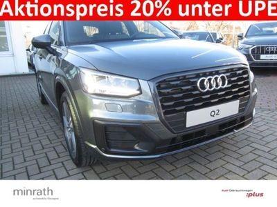 gebraucht Audi Q2 35 TFSI sport 1.5 EU6d-T S line