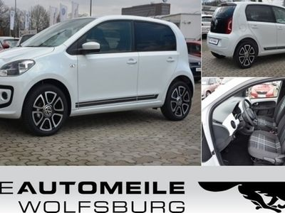 gebraucht VW up! 1.0 club Tempo/maps more/Klima/Lederlenk/Sit