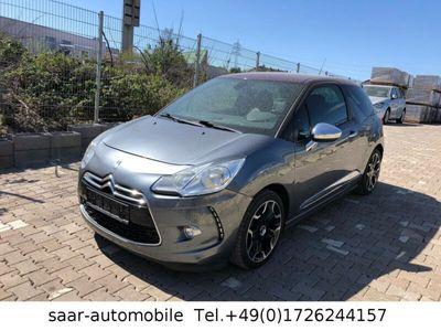 gebraucht Citroën DS3 SportChic/LEDER/NAVI/EURO5/1HAND