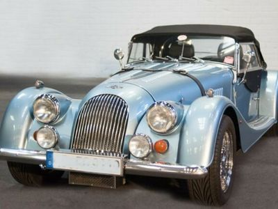gebraucht Morgan Plus 8 Widebody Larkspur blau -RHD-