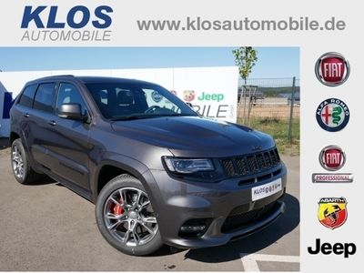 gebraucht Jeep Grand Cherokee SRT MY19 6.4 V8 HEMI 468PS 549€mtl. E6DTEMP
