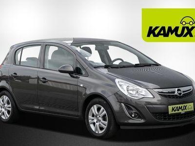 gebraucht Opel Corsa Active Tempomat + Automatik + Klima + Metallic