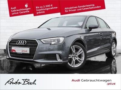 gebraucht Audi A3 Limousine Sport 1.5TFSI Navi Xenon Sitzheizun