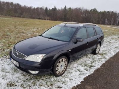 brugt Ford Mondeo 1.8 Turnier Sport