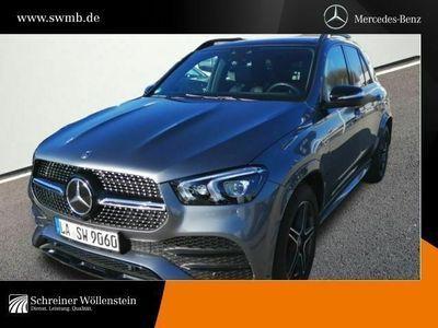 gebraucht Mercedes GLE350 d 4M AMG*Night*Multibeam*Pano*AHK*Distr.