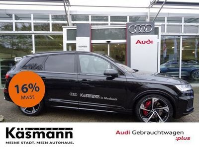 gebraucht Audi SQ7 TDI 320(435) kW(PS) tiptronic