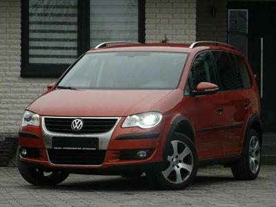 gebraucht VW Touran Cross Touran 1,9 TDI DSG *Aut., 7-Sitze*