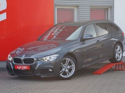gebraucht BMW 320 d Touring xDrive M Sport Automatik Xenon Navi