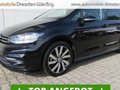 gebraucht VW Touran 1.4 TSI Sound BMT*R line*7 Sitze*el.Klapp