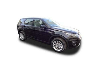 gebraucht Land Rover Discovery Sport Discovery Sport2.0 TD4 SE