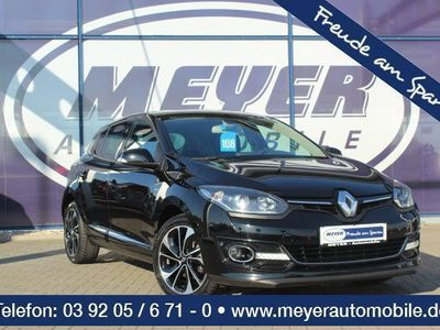 gebraucht Renault Mégane 1.2 TCe Bose Edition Leder/Navi/Kamera/SH