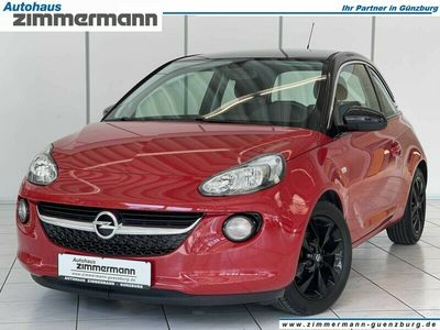 gebraucht Opel Adam 1.2 'JAM' IntelliLink - Dach Black, Gebrauchtwagen bei Autohaus Zimmermann GmbH u. CO. KG