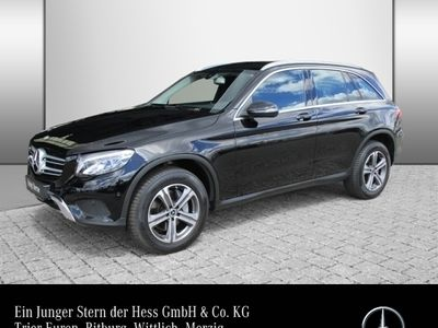 gebraucht Mercedes GLC220 d 4M LED+Kamera+Navi+PDC