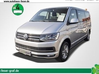 gebraucht VW Caravelle T6langer Radstand Comfortline DSG, Na