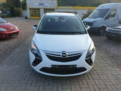 gebraucht Opel Zafira Tourer C Style 1.6 CDTI Navi Xenon ACC