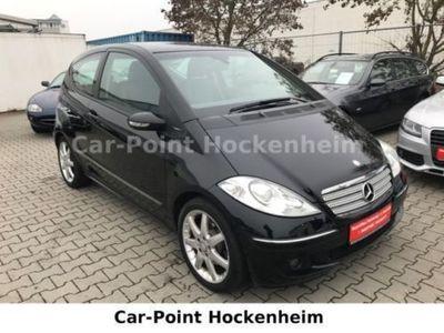 gebraucht Mercedes A200 A-KlasseCDI Avantgarde-Klima-Automatik-