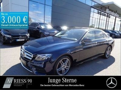 gebraucht Mercedes E350 Limousine AMG+Burmester+Comand