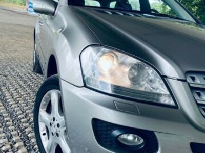 gebraucht Mercedes ML420 M -KlasseCDI