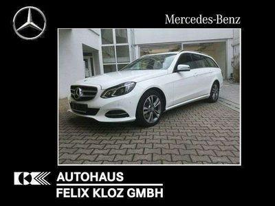 gebraucht Mercedes E250 BT 4MATIC Avantgarde LED ILS Comand