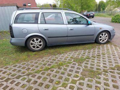 gebraucht Opel Astra 2.0 DTI Caravan