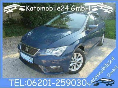 gebraucht Seat Leon ST Style 1.4 TGI CNG Erdgas MFL Bluetooth