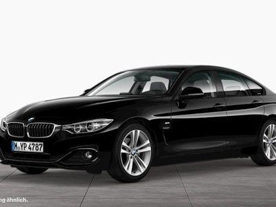 gebraucht BMW 420 Gran Coupé d xDrive Sport Line HiFi Xenon