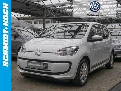 gebraucht VW up! up! 1.0 clubNavi (Klima Einparkhilfe)